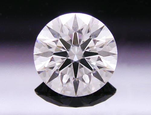 0.728 ct E SI1 A CUT ABOVE® Hearts and Arrows Super Ideal Round Cut Loose Diamond