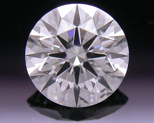 0.797 ct E SI2 A CUT ABOVE® Hearts and Arrows Super Ideal Round Cut Loose Diamond