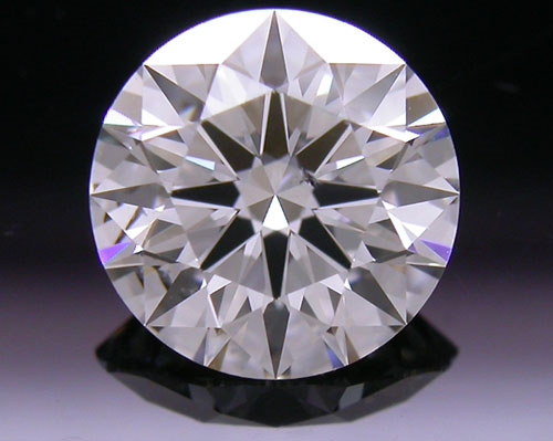 1.005 ct G SI2 A CUT ABOVE® Hearts and Arrows Super Ideal Round Cut Loose Diamond