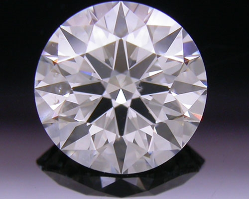1.006 ct G SI2 A CUT ABOVE® Hearts and Arrows Super Ideal Round Cut Loose Diamond
