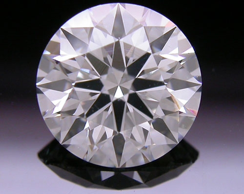 1.094 ct I SI1 A CUT ABOVE® Hearts and Arrows Super Ideal Round Cut Loose Diamond