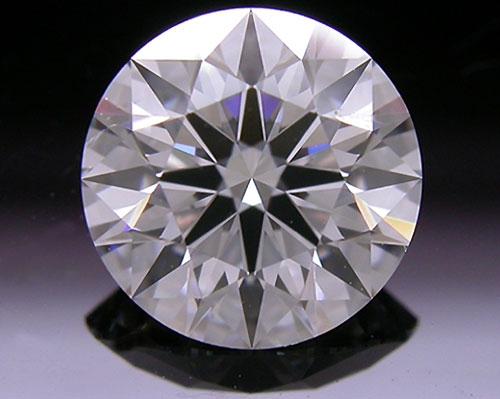 1.07 ct E SI1 A CUT ABOVE® Hearts and Arrows Super Ideal Round Cut Loose Diamond