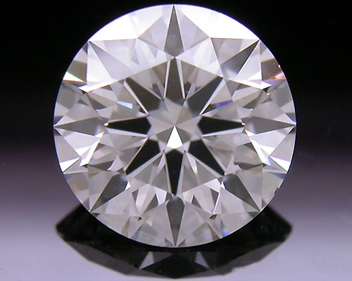 1.09 ct G SI2 A CUT ABOVE® Hearts and Arrows Super Ideal Round Cut Loose Diamond