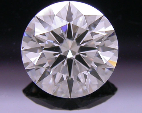 1.016 ct F SI2 A CUT ABOVE® Hearts and Arrows Super Ideal Round Cut Loose Diamond