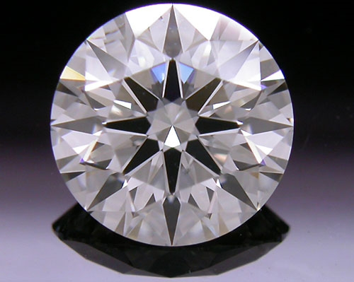 1.09 ct I SI1 A CUT ABOVE® Hearts and Arrows Super Ideal Round Cut Loose Diamond