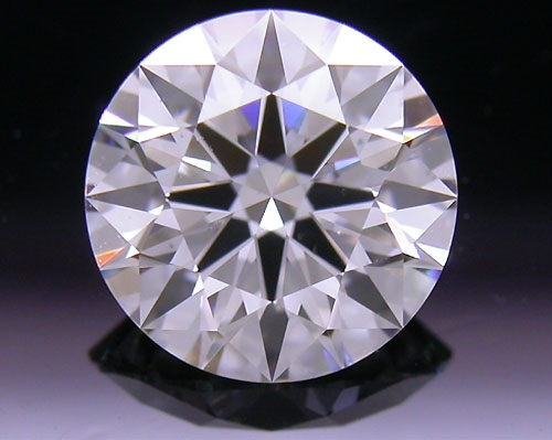 1.01 ct D SI1 A CUT ABOVE® Hearts and Arrows Super Ideal Round Cut Loose Diamond