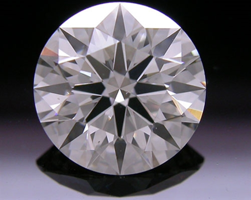 1.501 ct J VS2 A CUT ABOVE® Hearts and Arrows Super Ideal Round Cut Loose Diamond