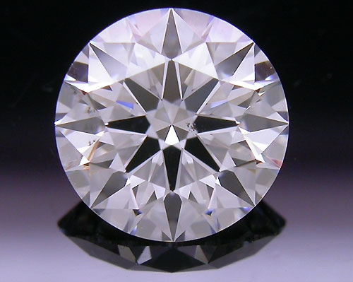 1.01 ct G SI1 A CUT ABOVE® Hearts and Arrows Super Ideal Round Cut Loose Diamond