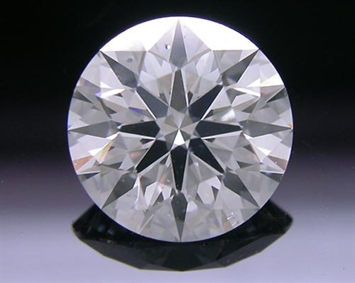 1.113 ct G SI2 A CUT ABOVE® Hearts and Arrows Super Ideal Round Cut Loose Diamond