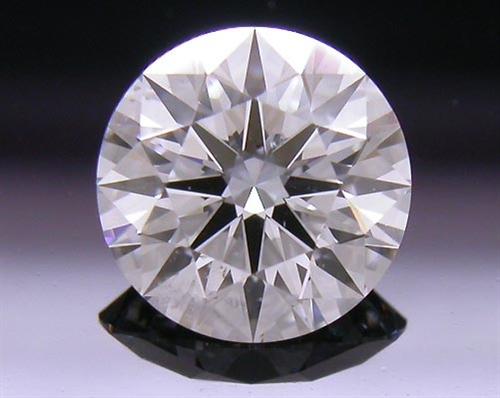 0.737 ct E SI2 A CUT ABOVE® Hearts and Arrows Super Ideal Round Cut Loose Diamond