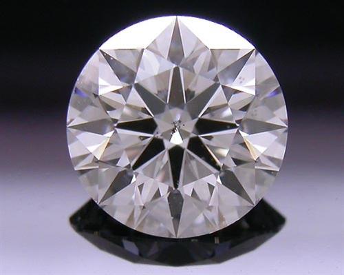 0.801 ct E SI2 A CUT ABOVE® Hearts and Arrows Super Ideal Round Cut Loose Diamond