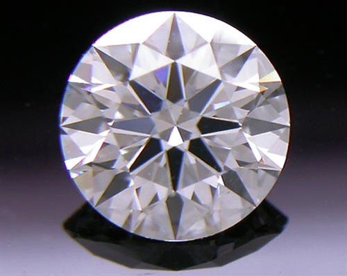 0.812 ct H SI1 A CUT ABOVE® Hearts and Arrows Super Ideal Round Cut Loose Diamond
