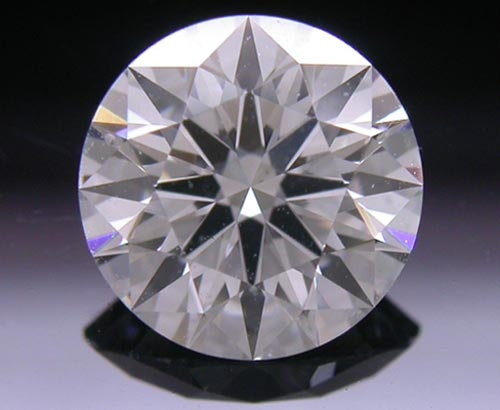 0.996 ct G SI1 A CUT ABOVE® Hearts and Arrows Super Ideal Round Cut Loose Diamond