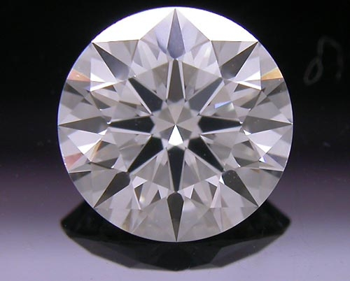 1.003 ct I VS1 A CUT ABOVE® Hearts and Arrows Super Ideal Round Cut Loose Diamond