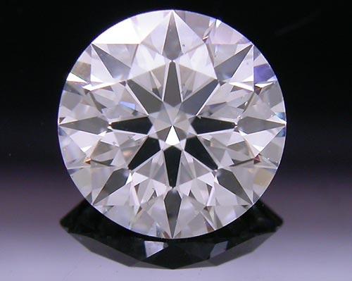1.003 ct E SI1 A CUT ABOVE® Hearts and Arrows Super Ideal Round Cut Loose Diamond
