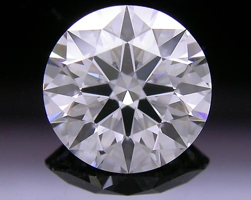 1.128 ct E SI1 A CUT ABOVE® Hearts and Arrows Super Ideal Round Cut Loose Diamond
