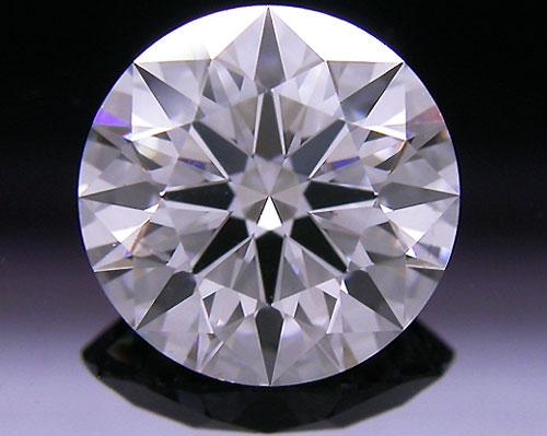 1.197 ct E SI2 A CUT ABOVE® Hearts and Arrows Super Ideal Round Cut Loose Diamond