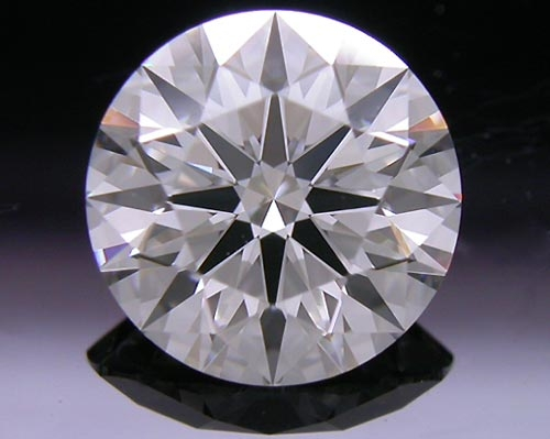 1.104 ct F VS2 A CUT ABOVE® Hearts and Arrows Super Ideal Round Cut Loose Diamond