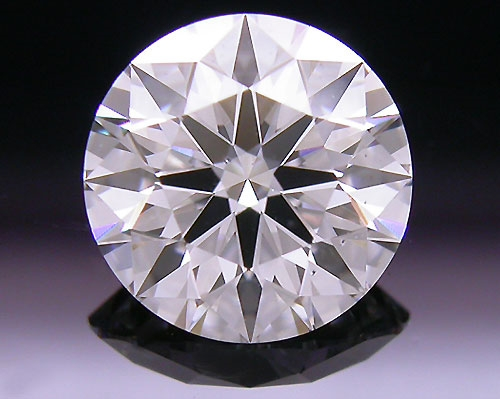 1.00 ct F SI1 A CUT ABOVE® Hearts and Arrows Super Ideal Round Cut Loose Diamond