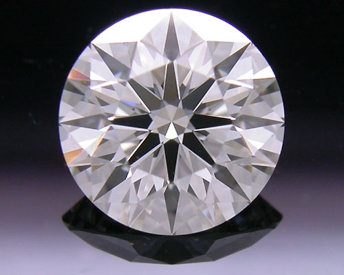 0.99 ct I SI1 A CUT ABOVE® Hearts and Arrows Super Ideal Round Cut Loose Diamond