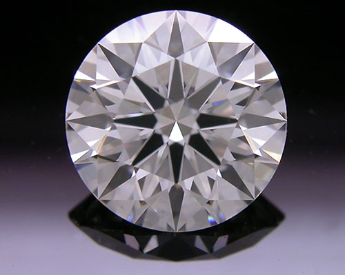 1.187 ct J VS2 A CUT ABOVE® Hearts and Arrows Super Ideal Round Cut Loose Diamond