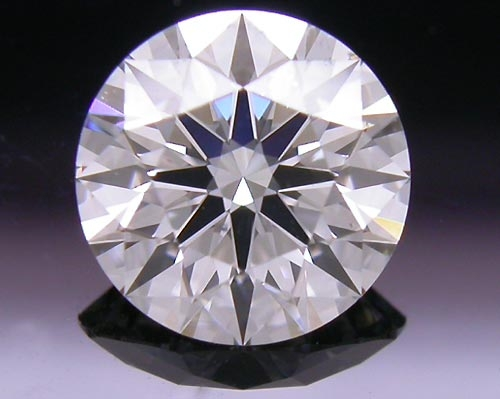 0.737 ct E SI1 A CUT ABOVE® Hearts and Arrows Super Ideal Round Cut Loose Diamond