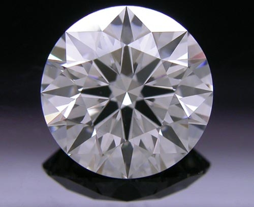 1.12 ct H SI2 A CUT ABOVE® Hearts and Arrows Super Ideal Round Cut Loose Diamond