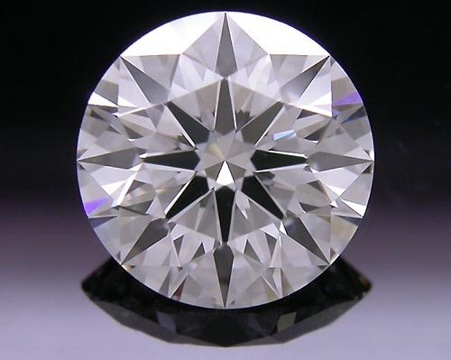 1.014 ct G VS1 A CUT ABOVE® Hearts and Arrows Super Ideal Round Cut Loose Diamond