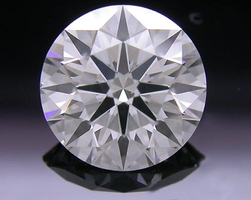 1.084 ct G VS2 A CUT ABOVE® Hearts and Arrows Super Ideal Round Cut Loose Diamond