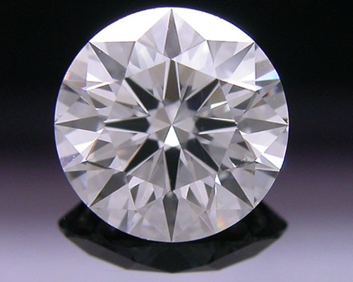 0.915 ct I SI1 A CUT ABOVE® Hearts and Arrows Super Ideal Round Cut Loose Diamond