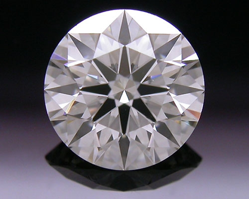 0.817 ct G SI2 A CUT ABOVE® Hearts and Arrows Super Ideal Round Cut Loose Diamond