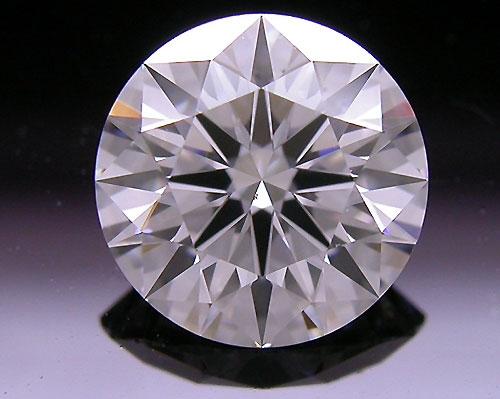 1.01 ct F VS2 Expert Selection Round Cut Loose Diamond