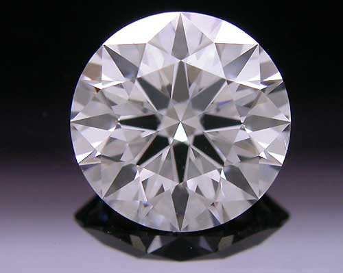 1.026 ct D VS2 A CUT ABOVE® Hearts and Arrows Super Ideal Round Cut Loose Diamond
