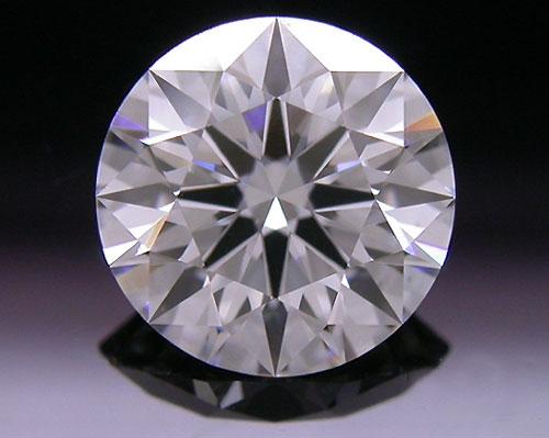 1.02 ct E VS2 A CUT ABOVE® Hearts and Arrows Super Ideal Round Cut Loose Diamond