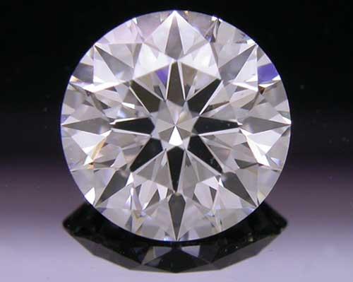 1.05 ct E VS2 A CUT ABOVE® Hearts and Arrows Super Ideal Round Cut Loose Diamond