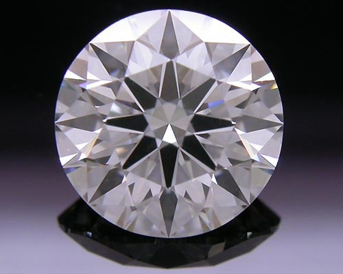 1.191 ct G VS2 A CUT ABOVE® Hearts and Arrows Super Ideal Round Cut Loose Diamond