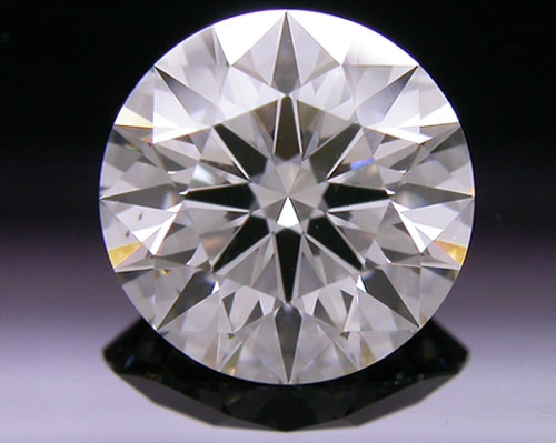1.285 ct H VS2 A CUT ABOVE® Hearts and Arrows Super Ideal Round Cut Loose Diamond