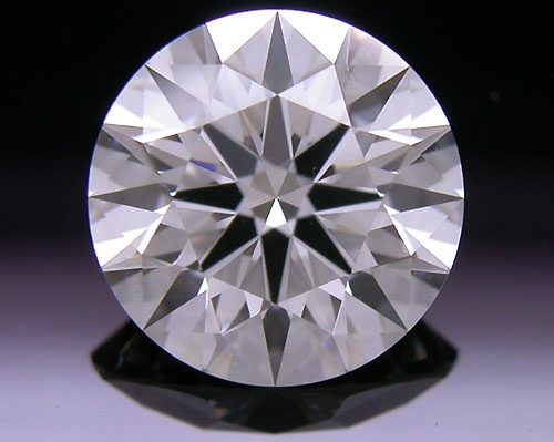 1.258 ct I VS2 A CUT ABOVE® Hearts and Arrows Super Ideal Round Cut Loose Diamond