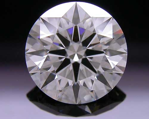 1.308 ct I VS2 A CUT ABOVE® Hearts and Arrows Super Ideal Round Cut Loose Diamond