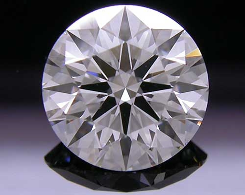 1.208 ct H VS2 A CUT ABOVE® Hearts and Arrows Super Ideal Round Cut Loose Diamond