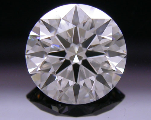 1.063 ct F VS2 A CUT ABOVE® Hearts and Arrows Super Ideal Round Cut Loose Diamond