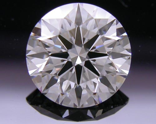 1.042 ct G VS2 A CUT ABOVE® Hearts and Arrows Super Ideal Round Cut Loose Diamond
