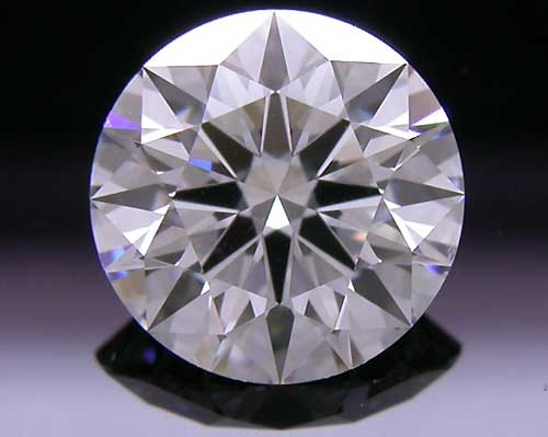 0.997 ct G VS2 A CUT ABOVE® Hearts and Arrows Super Ideal Round Cut Loose Diamond