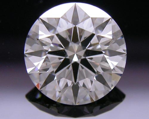 1.034 ct J VS2 A CUT ABOVE® Hearts and Arrows Super Ideal Round Cut Loose Diamond