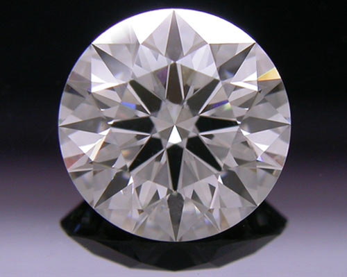 1.043 ct I SI1 A CUT ABOVE® Hearts and Arrows Super Ideal Round Cut Loose Diamond