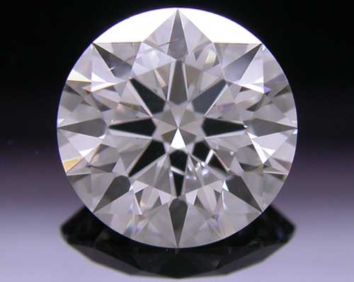 1.116 ct J SI2 A CUT ABOVE® Hearts and Arrows Super Ideal Round Cut Loose Diamond