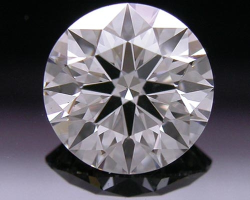 0.735 ct G VS1 A CUT ABOVE® Hearts and Arrows Super Ideal Round Cut Loose Diamond