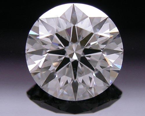 0.768 ct E SI1 A CUT ABOVE® Hearts and Arrows Super Ideal Round Cut Loose Diamond