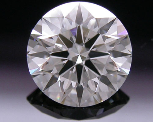 0.753 ct G SI1 A CUT ABOVE® Hearts and Arrows Super Ideal Round Cut Loose Diamond