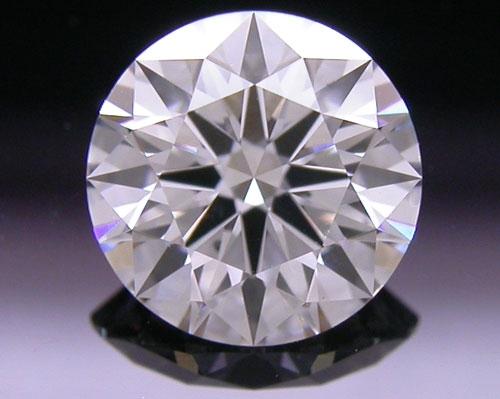 0.746 ct E SI1 A CUT ABOVE® Hearts and Arrows Super Ideal Round Cut Loose Diamond